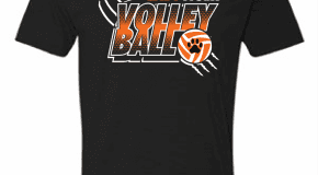 Tiger-Volleyball